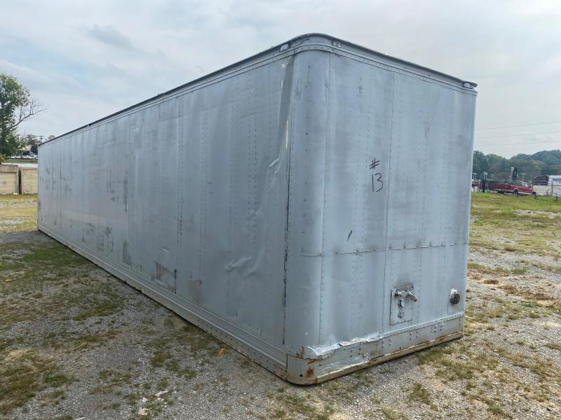 2000 Other 40' Container Box Ground Other Trailer