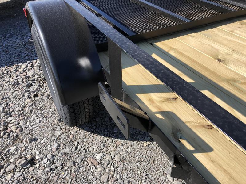 "2021 (6'4"" X 12) Currahee L612 Utility Trailer"
