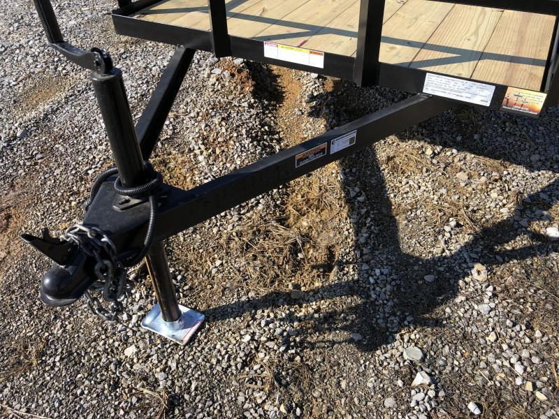 2021 (5 X 10) Currahee L510 Utility Trailer