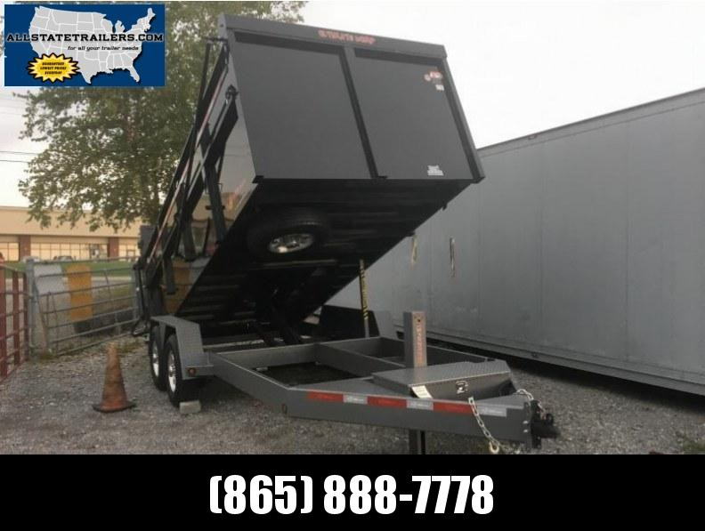 2021 B-Wise DU16-15 Ultimate Dump Trailer 7 x 16