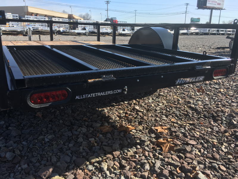 2021 Hustler ( 5 x 8) U860-15 Utility Trailer