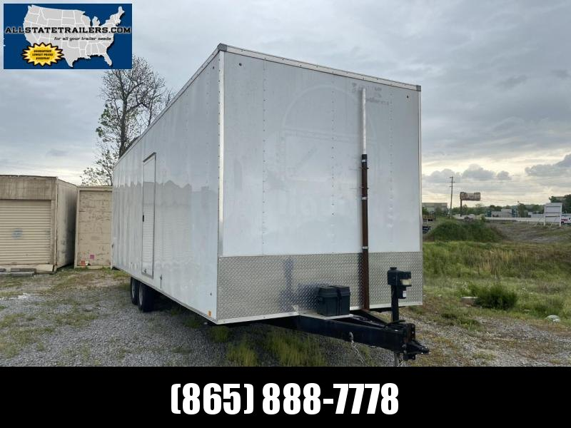 2018 Look Trailers EPSD8.5X28TE3 Enclosed Cargo Trailer