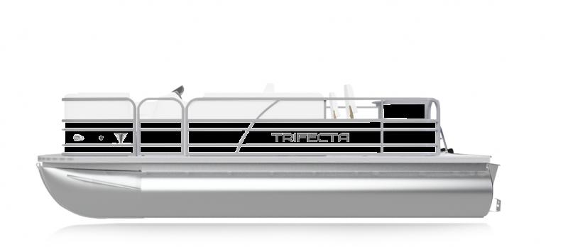2022 Trifecta Pontoon 16FCC ES Pontoon Boat