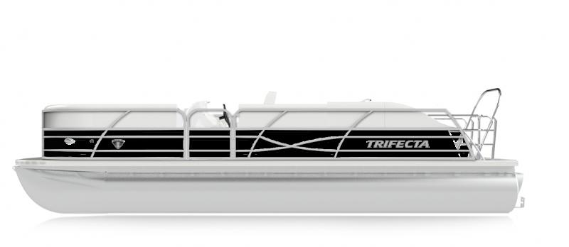 2022 Trifecta Pontoon 20C CS 2 Pontoon Boat