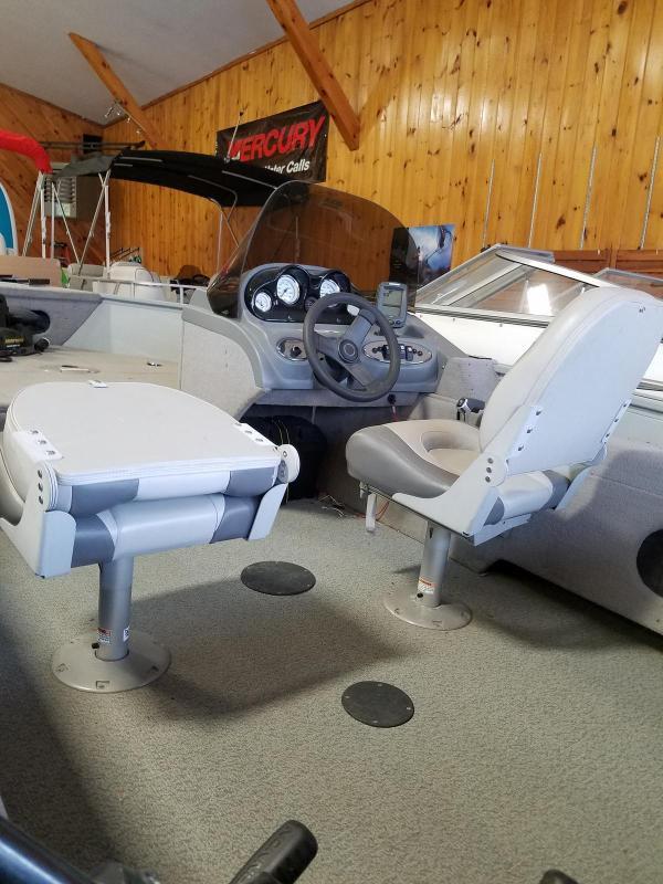 2012 Starcraft 160 SC Starfire Fishing Boat