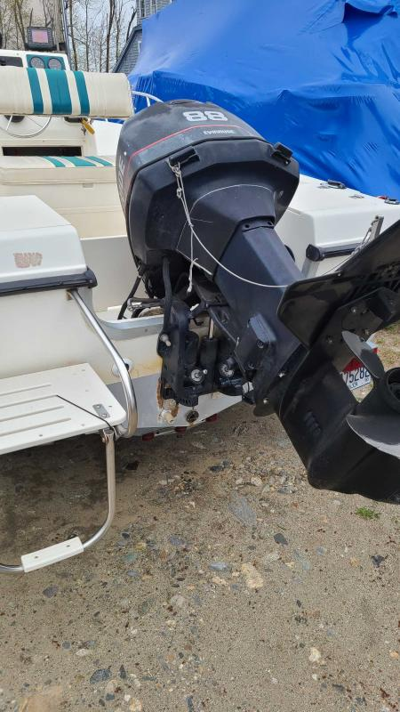 1996 Sunbird Neptune 160 cc Center Console