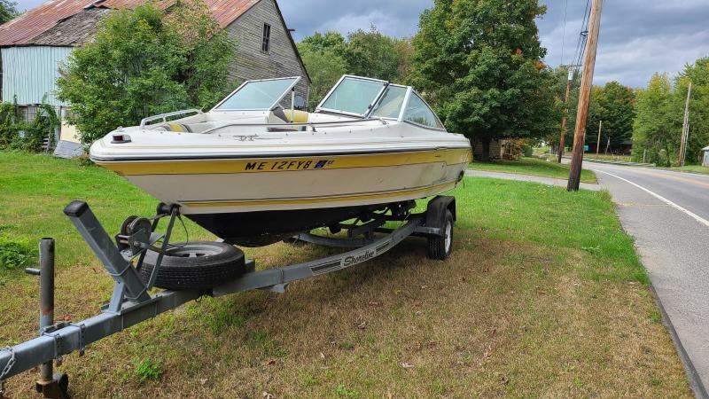 1990 Sea Ray 180 BR Bowrider