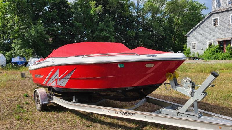 2015 Monterey Boats montura 196 MS Bowrider