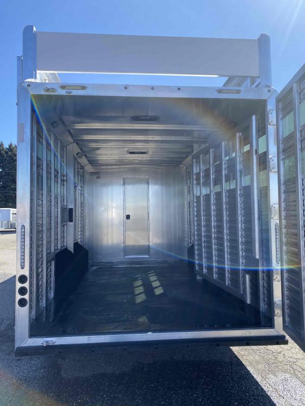 2021 SMC 14' Stock 13' Living Quarter Trailer