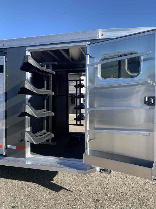 2021 Logan 22' Stock Combo w/ Dual Man Doors