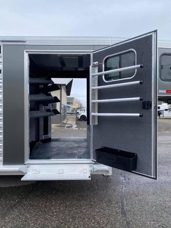 2022 Cimarron Lonestar 26' Stock Combo w/ Dual Man Doors