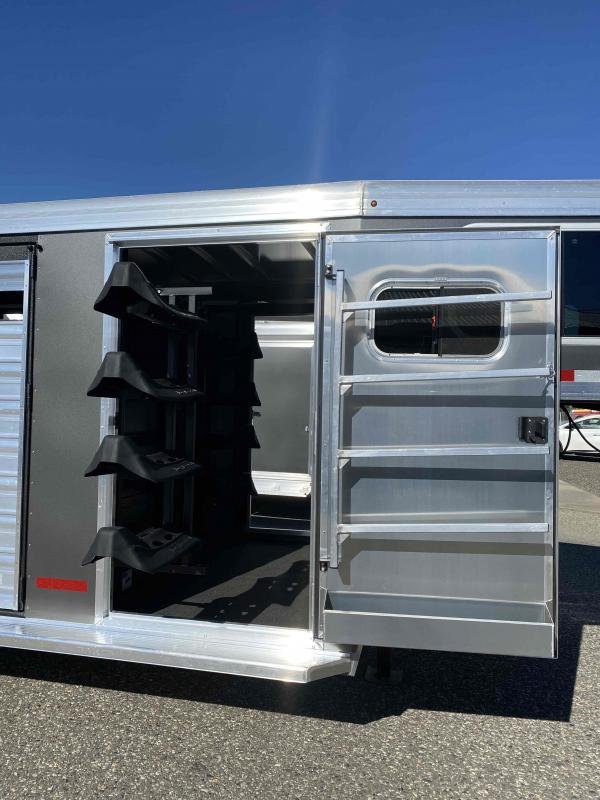 2022 Logan 26' Stock Combo w/ Dual Man Doors