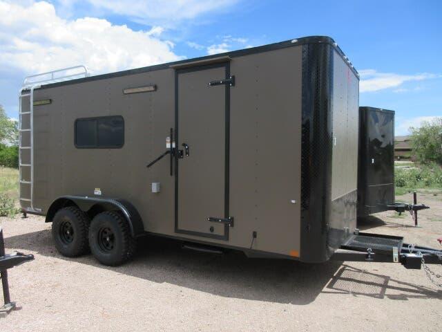2020 Cargo Craft  7x18