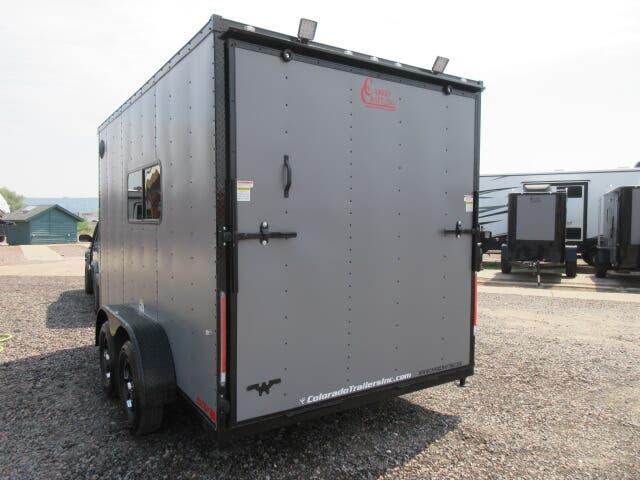 2020 Cargo Craft  7x14