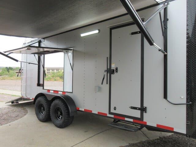 2020 Cargo Craft  7x20