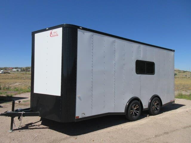 2020 Cargo Craft  8.5x18