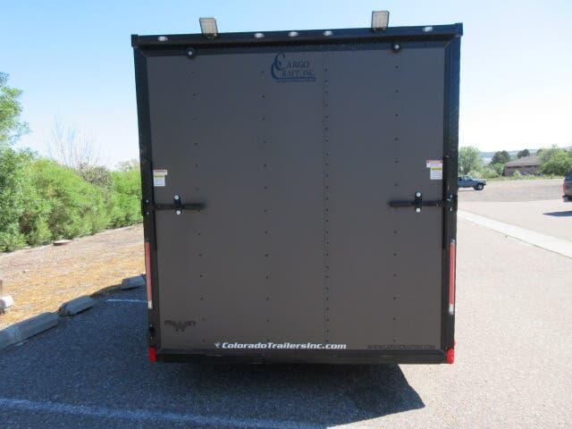 2018 Cargo Craft  7x16
