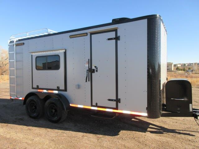 2021 Cargo Craft  7x18