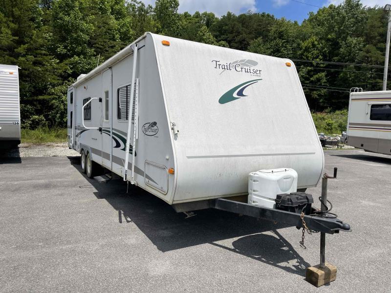 2004 R Vision Trail Cruiser 30QBSS Travel Trailer RV