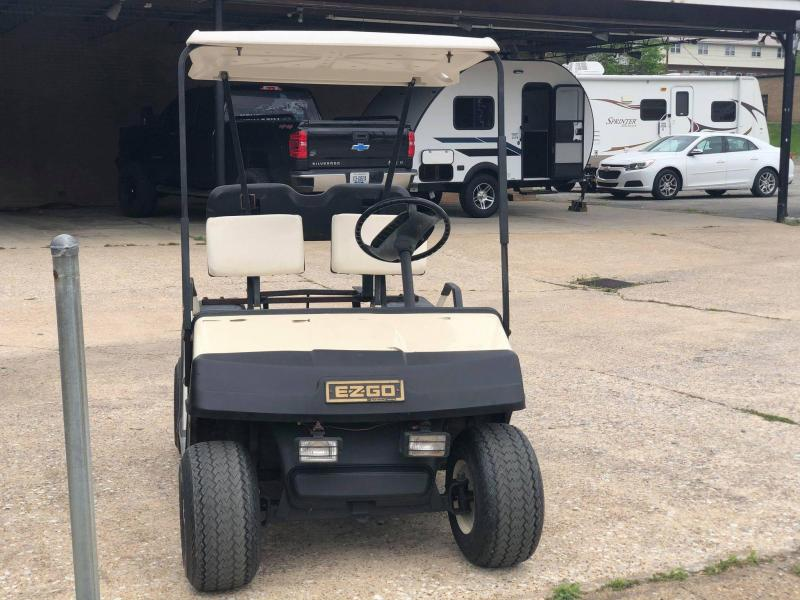 1994 E-Z-GO GAS Golf Cart