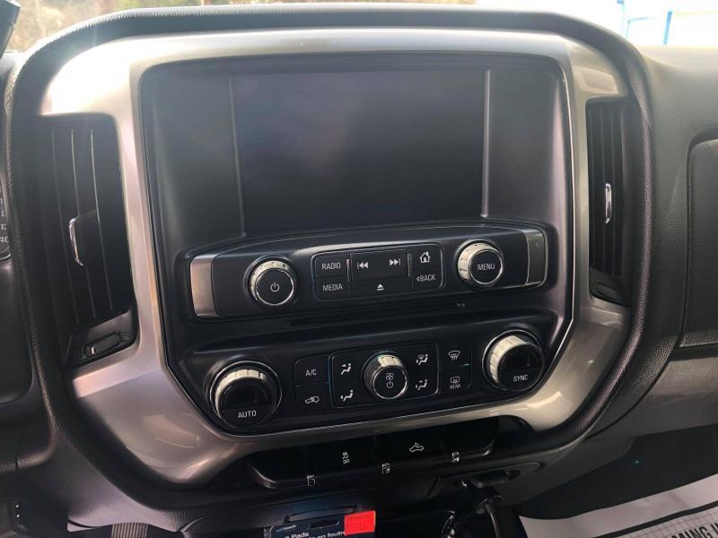 2017 Chevrolet Silverado 2500 HD Truck