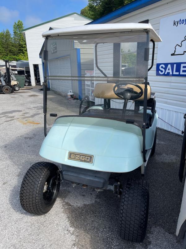 2007 E-Z-GO TXT Electric Golf Cart