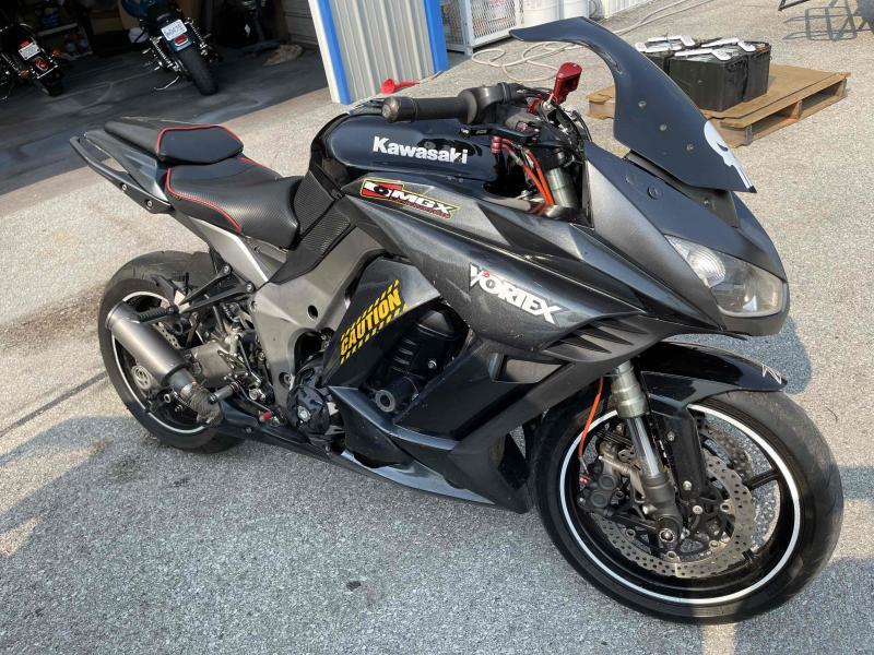 2011 Kawasaki Ninja ZX1000 Motorcycle (Street)