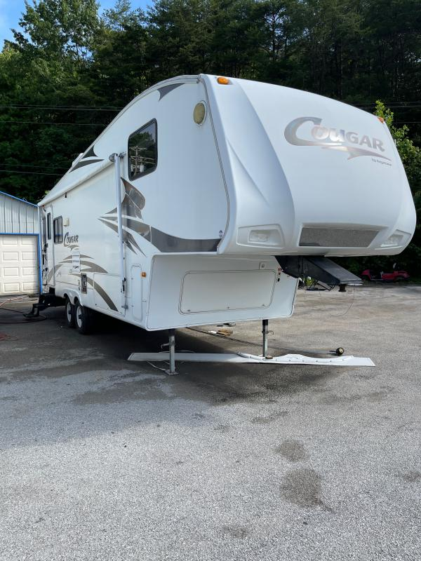 2007 Keystone RV Cougar 291RLS Fifth Wheel Campers RV