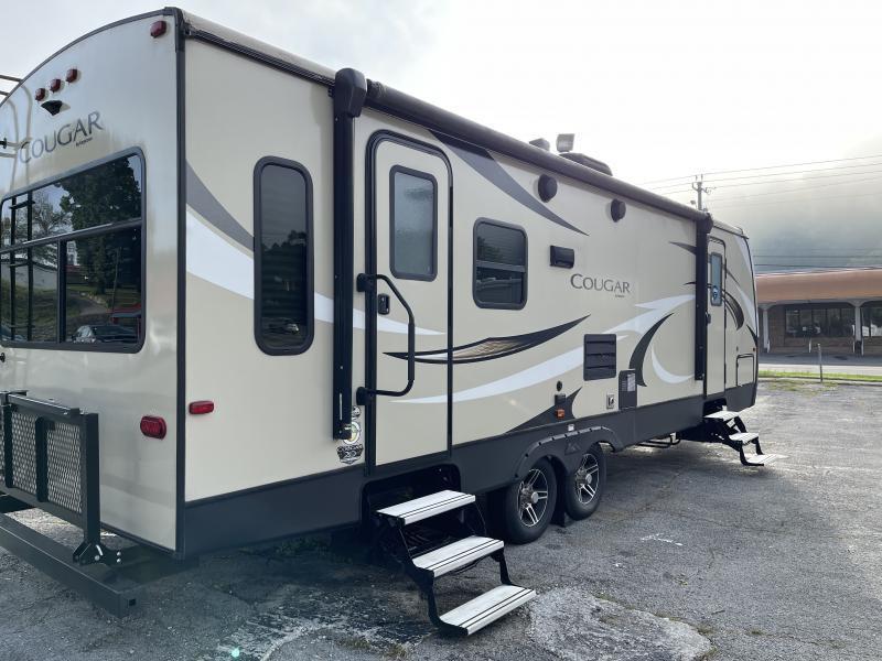 2018 Keystone RV 27SAB Cougar Half-Ton