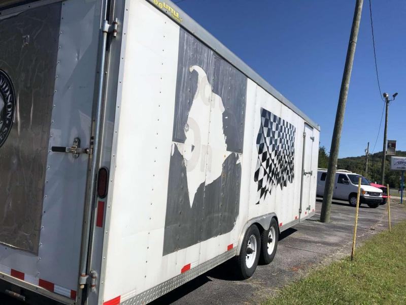 2008 Dolittle MF 8x24 Enclosed Cargo Trailer