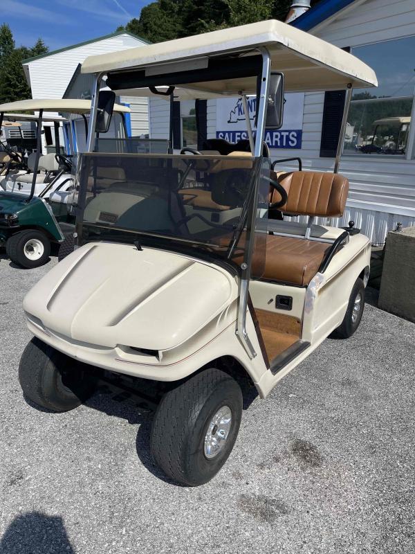 2003 E-Z-GO Western ELECTRIC Golf Cart