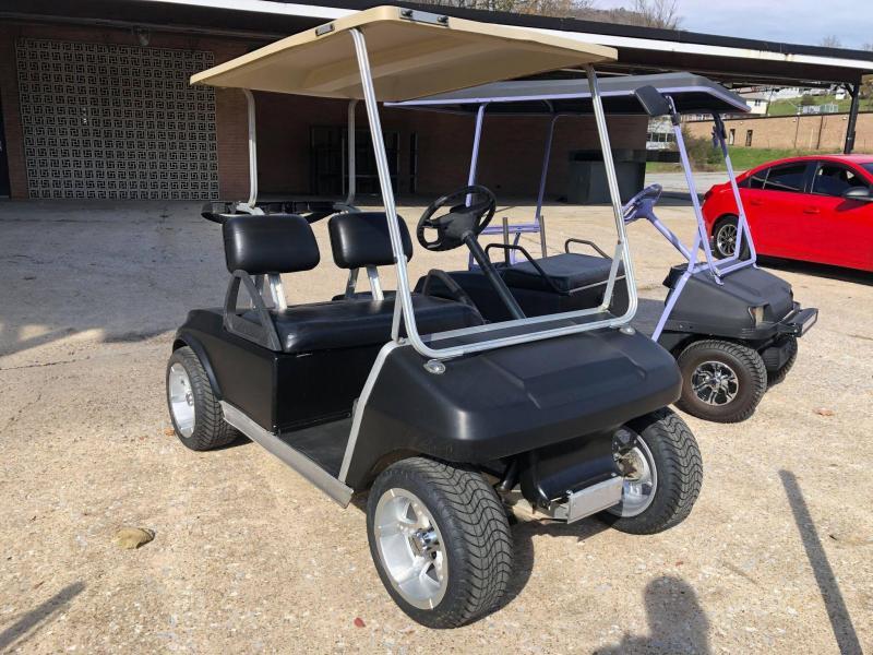 1998 Club Car DS ELECTRIC Golf Cart