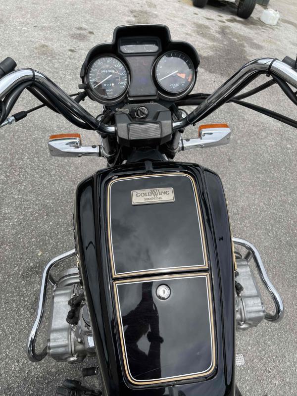 1984 Honda Goldwing Interstate Motorcycle