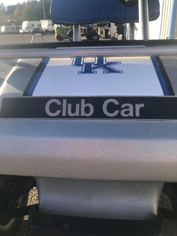 2000 Club Car DS ELECTRIC UK GOLF CART
