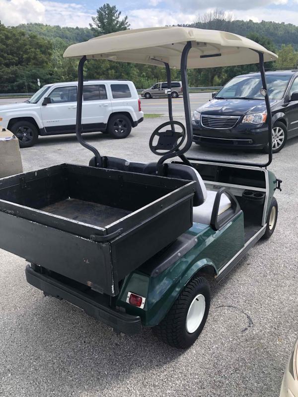 2008 Club Car Carryall II Golf Cart