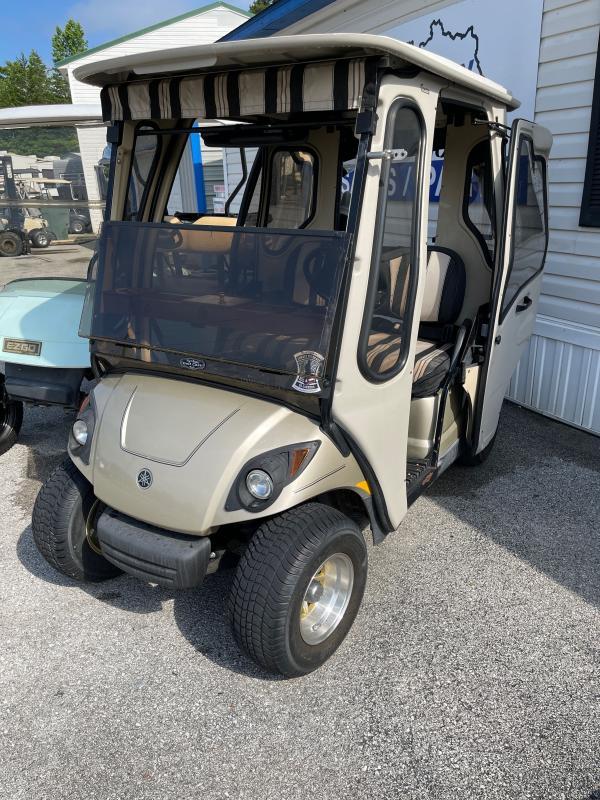2010 Yamaha Drive Gas Golf Cart