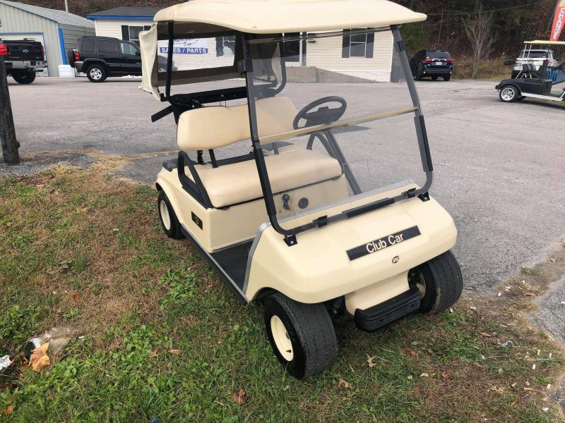 2002 Club Car DS ELECTRIC Golf Cart