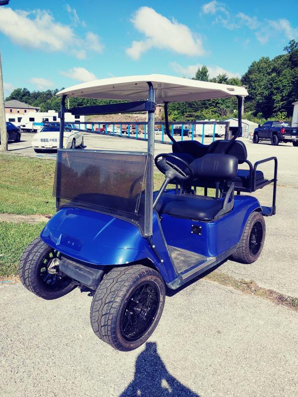 Custom E-Z-GO TXT Electric Golf Cart