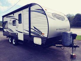 2016 Forest River Salem Cruise Lite 191RDXL Travel Trailer RV