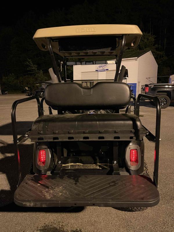 2008 E-Z-GO RXV Gas Golf Cart