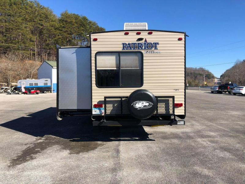 2019 Forest River Patriot 304BH Travel Trailer RV