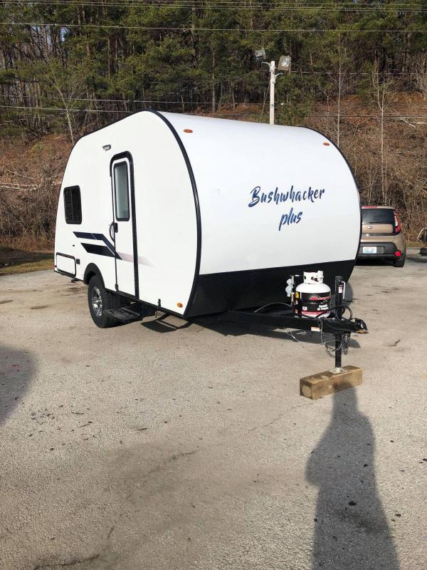2021 Braxton Creek Bushwhacker Plus 17FL Travel Trailer RV