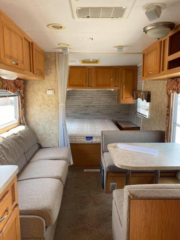 2006 Coachmen Spirit of America 24 RBQ Travel Trailer RV