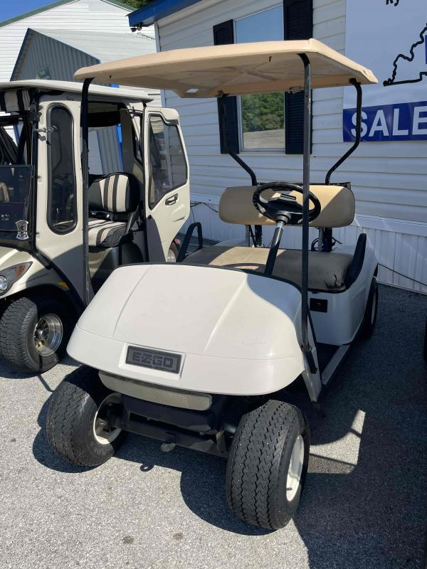 2008 E-Z-GO TXT Gas Golf Cart