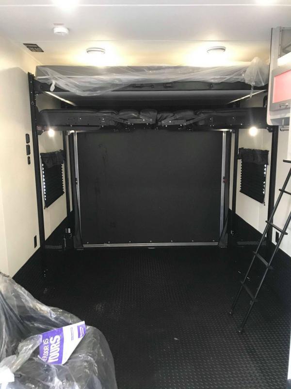 2021 Chinook RV RPM 21FKLE Toy Hauler RV