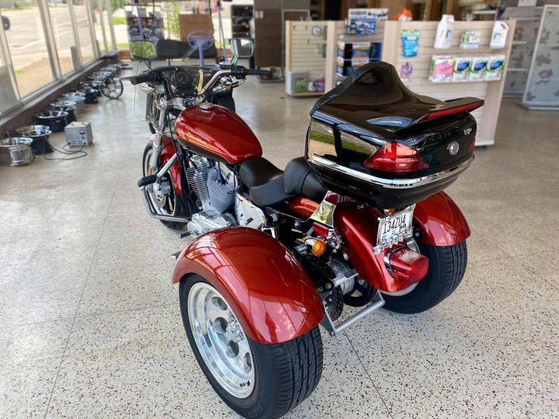2013 Harley Davidson XX883L Motorcycle