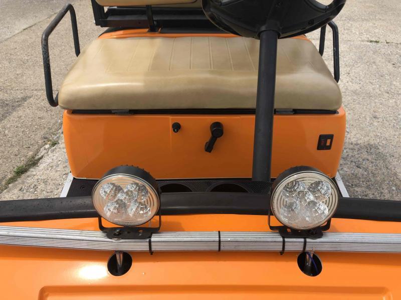 2003 Yamaha Drive Gas Golf Cart