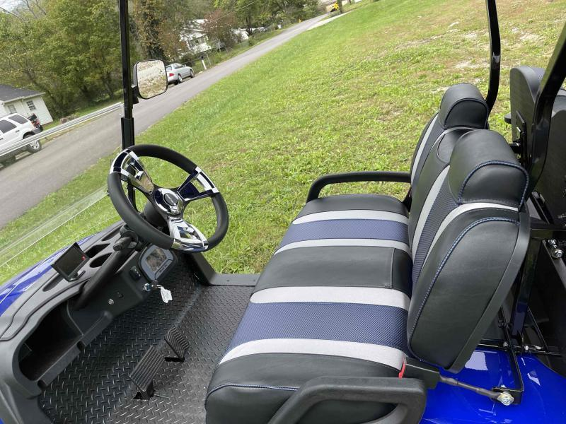 2021 Royal R4L Golf Cart