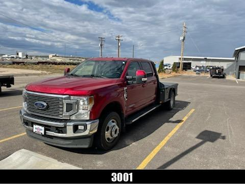 2020 Ford F-350 Super Duty Lariat Dually