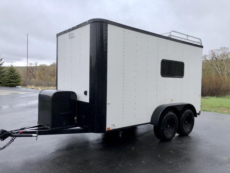 2021 Cargo Craft offroad Enclosed Cargo Trailer